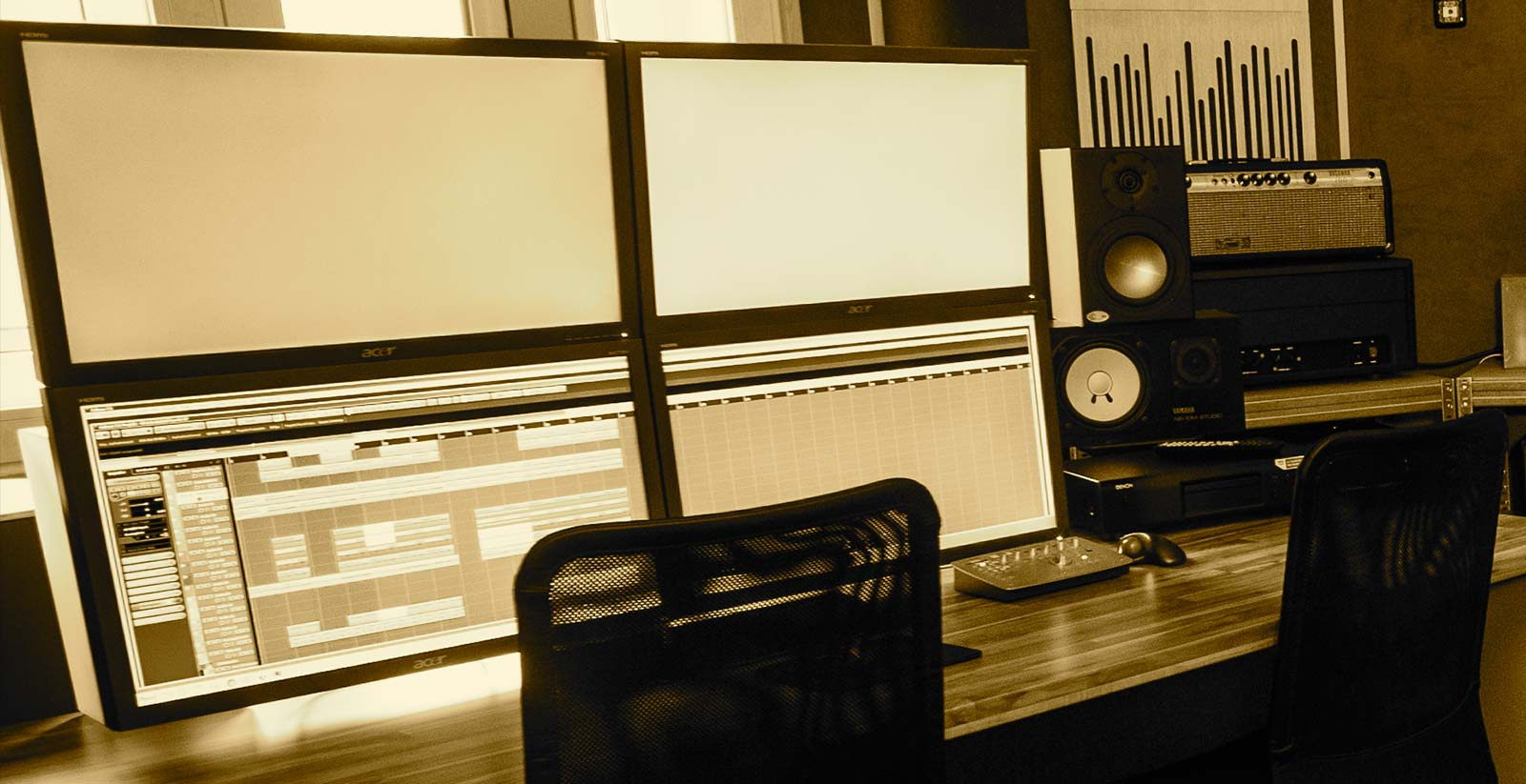 The Guitar Academy Studio - The Guitar School