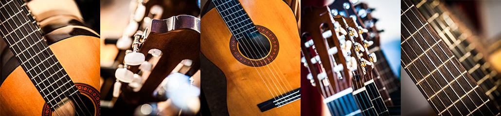 Klassischer Gitarrenunterricht