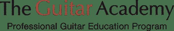 Logo The Guitar Academy