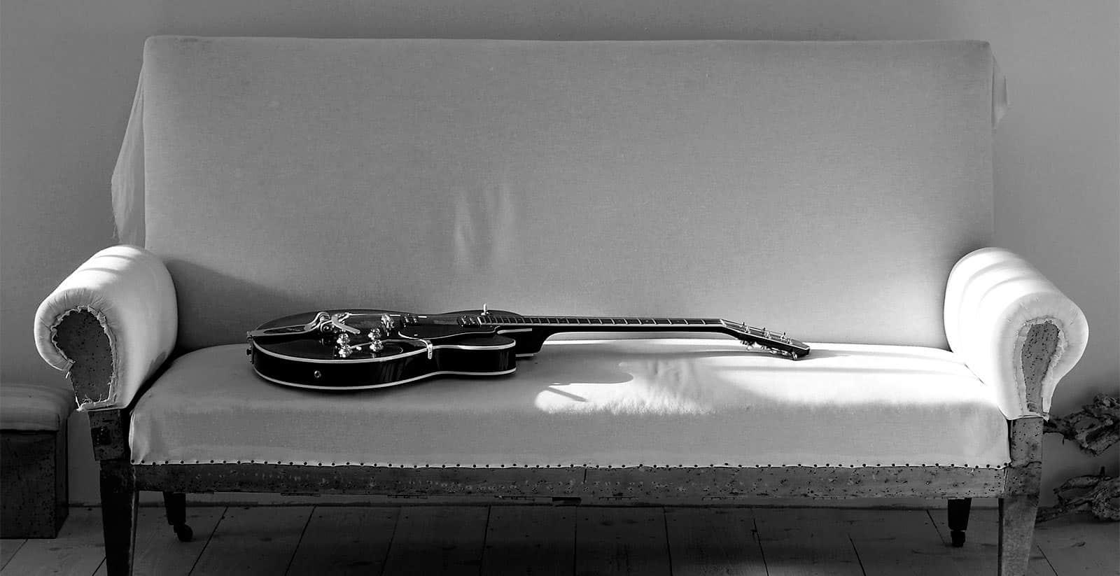 Gitarrenunterricht - The Guitar School