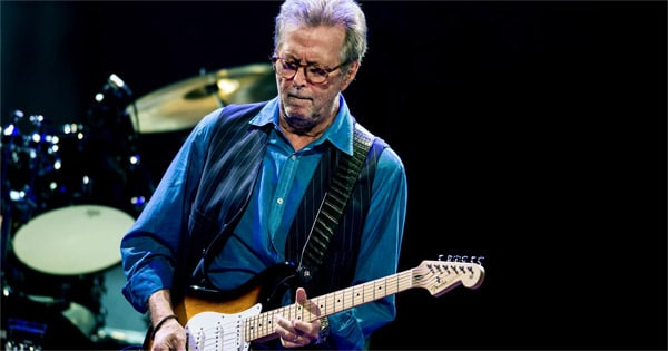 Eric Clapton in Hamburg 2018