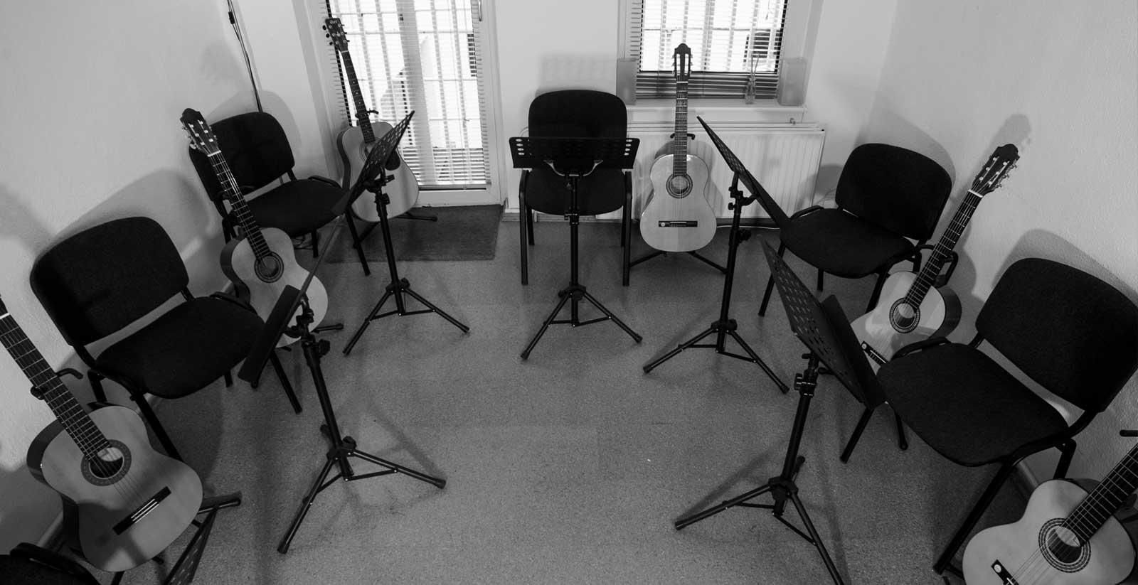 Workshops - The Guitar School