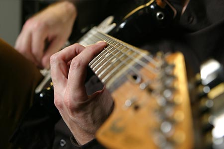 Chords - The Guitar School
